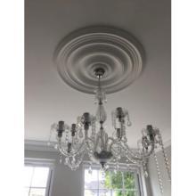 Large Contoured Centrepiece 750mm diameter