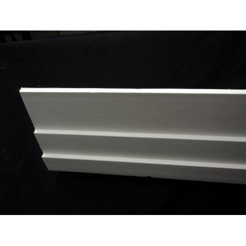 163mm x 25 mm Flat margin step