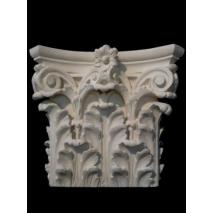 Corinthian capital for pilaster