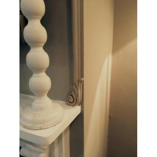 Decorstove corner detail