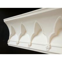 Gothic Trefoil 130mm x115mm