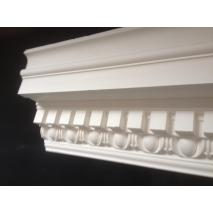 Egg and Dart with Dentil Block 150mmx195mm