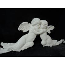 Fine detailed cherubs