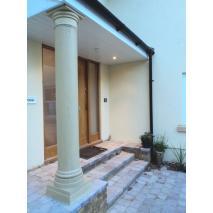 Straight Exterior Column