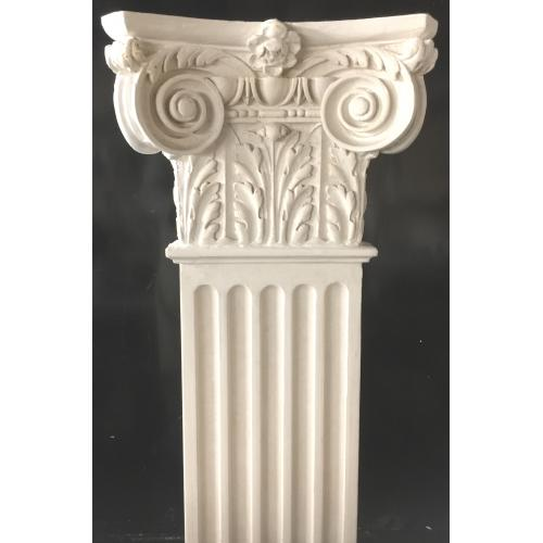 Fluted Pilaster and Capital